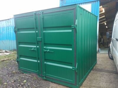 STORAGE CONTAINERS 8ft cube STC08 click to zoom image