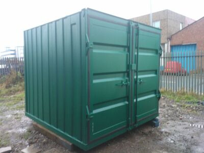 STORAGE CONTAINERS 8ft cube STC08