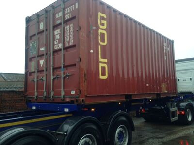 Storage Containers For Sale 20ft Liverpool