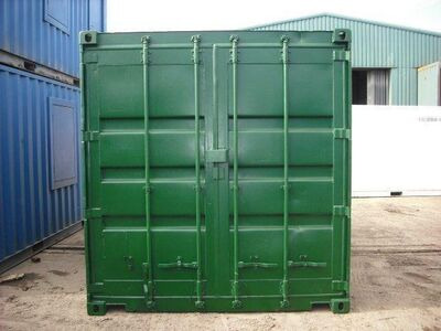 STORAGE CONTAINERS 8ft S2