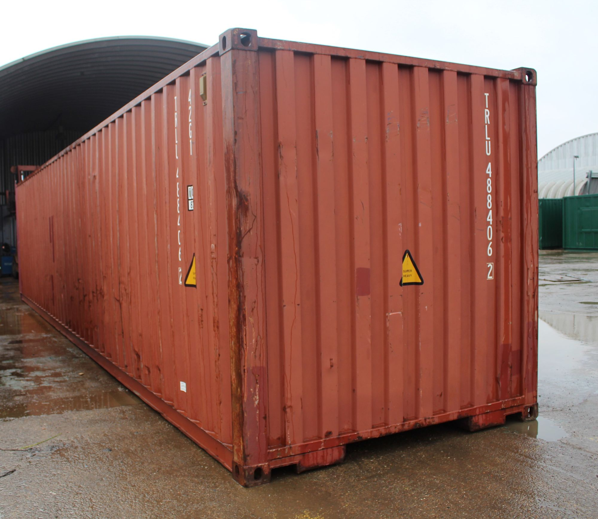 Used 40ft Shipping Containers For Sale 40ft Used Container ...
