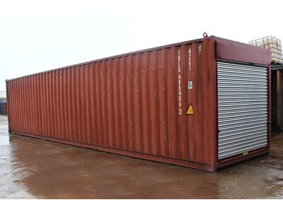 Used 40ft Shipping Containers For Sale 40ft Used Container - S4 Doors