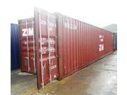 40FT CONTAINERS SECOND HAND
