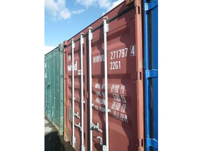 SHIPPING CONTAINER SC17 Southampton