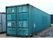 45ft Long High Cube Container