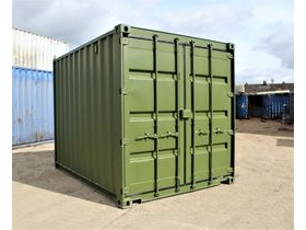 10ft Used Shipping Containers