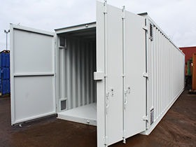 10ft Wide Shipping Containers