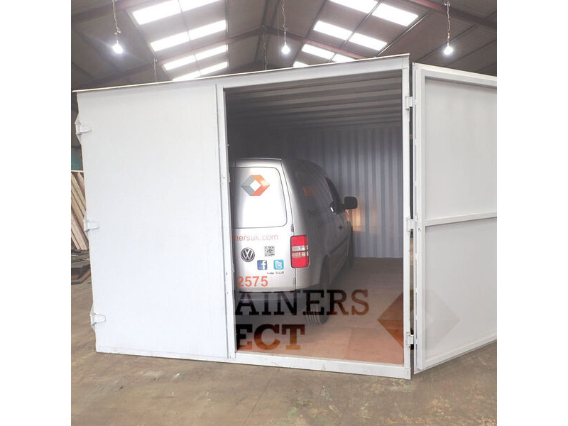 Container Conversions CarTainer 1510 click to zoom image
