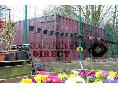 Shipping Container Conversions 20ft x 16ft workshop