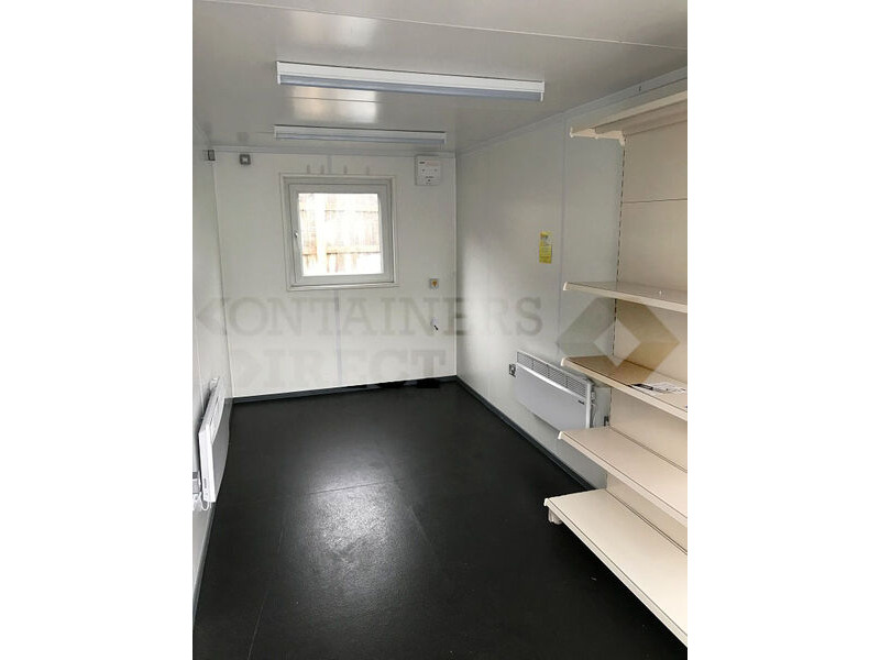Shipping Container Conversions Office unit CSOU01 click to zoom image