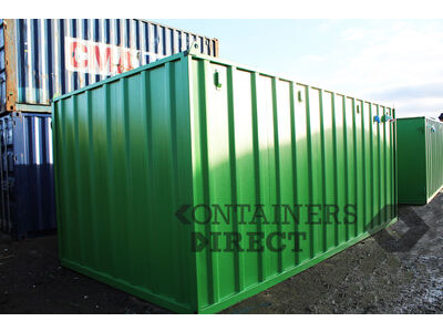 Shipping Container Conversions 20ft x 10ft new build