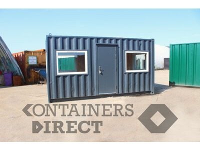 Shipping Container Conversions 16ft office