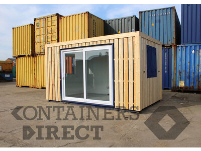 Shipping Container Conversions 14ft ModiBox® office