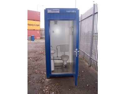 TOILET CABINS 5ft toilet cabin CTX05