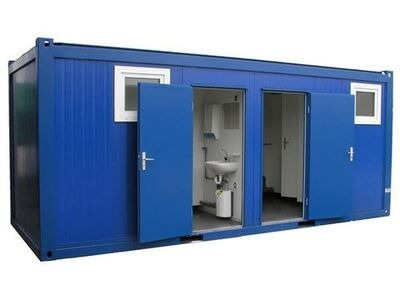 TOILET CABINS 20ft toilet cabin CTX20 3+2