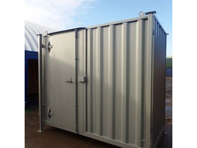 Shipping Container Conversions 10ft x 5ft construction site store