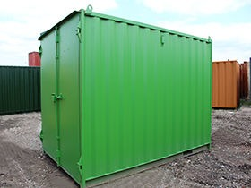 15ft NEW SHIPPING CONTAINERS