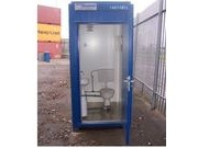 SINGLE PORTABLE TOILET