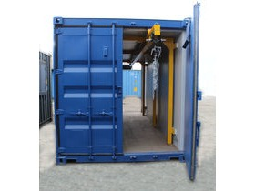 Container Conversion Workshops
