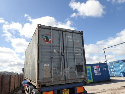 SHIPPING CONTAINERS 20ft ISO MOAU0445123 66174