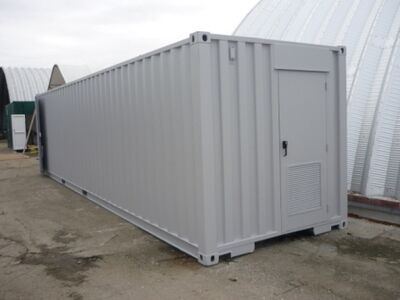 CONTAINER CONVERSION CASE STUDIES 33ft