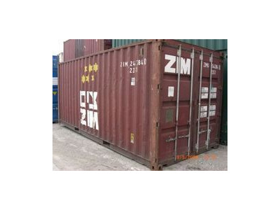 SHIPPING CONTAINERS 20ft ISO 62286