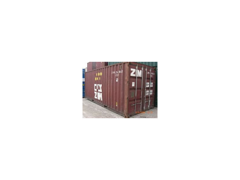 SHIPPING CONTAINERS 20ft ISO 62286 click to zoom image