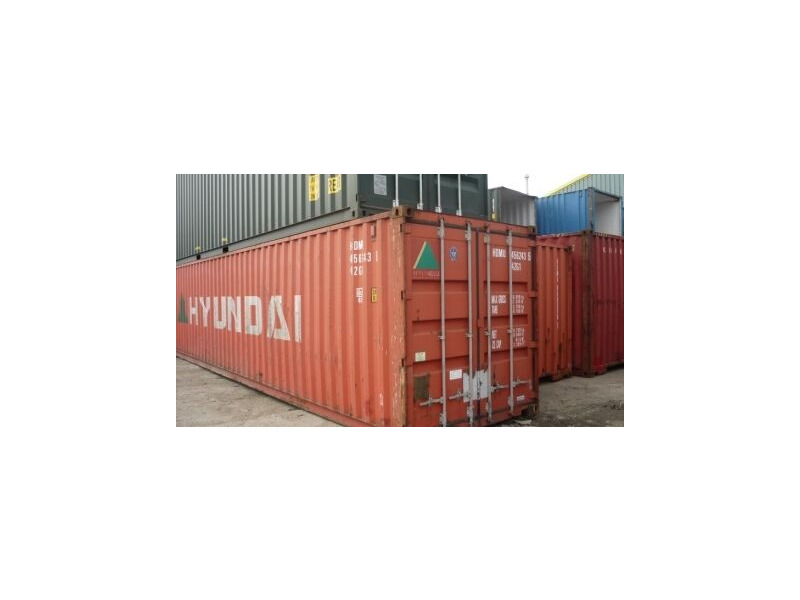 SHIPPING CONTAINERS 40ft original 24793 click to zoom image