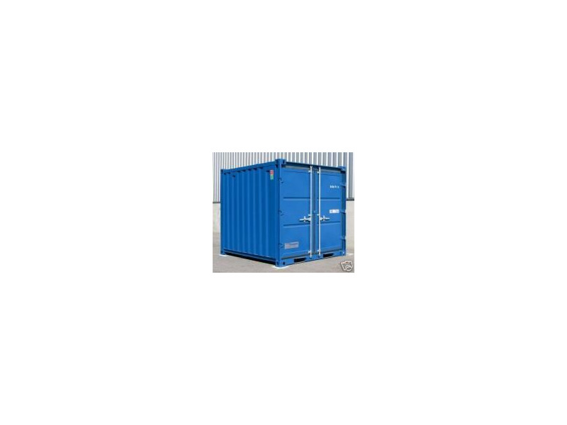SHIPPING CONTAINERS 10ft steel store CX10 Liverpool click to zoom image