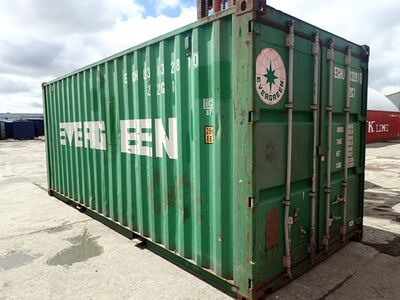SHIPPING CONTAINERS 23ft ISO 61143 click to zoom image