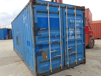 SHIPPING CONTAINERS 20ft S2 64325