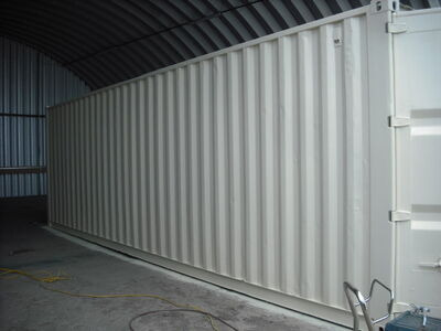SHIPPING CONTAINERS 32ft original doors 19739