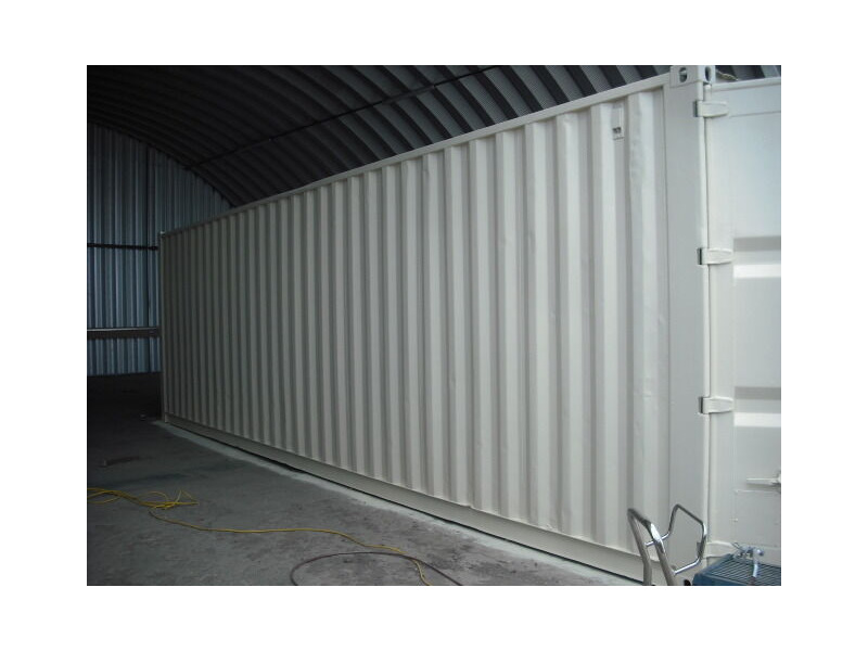 SHIPPING CONTAINERS 32ft original doors 19739 click to zoom image