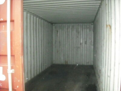 SHIPPING CONTAINERS 20ft S2 doors 44769