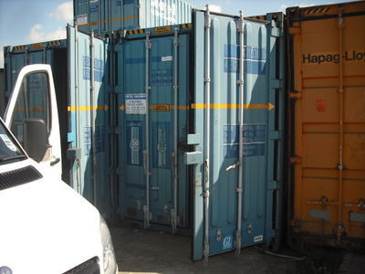 SHIPPING CONTAINERS 40ft high cube 66574