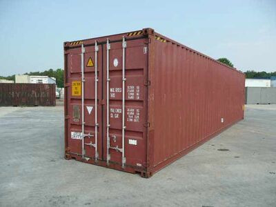SHIPPING CONTAINERS 40ft high cube 62244