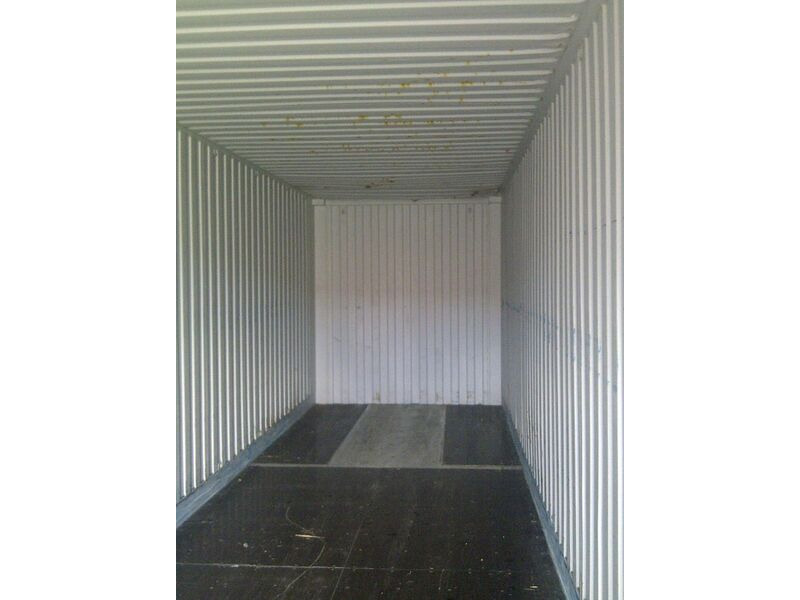 SHIPPING CONTAINERS 40ft high cube 65297 click to zoom image