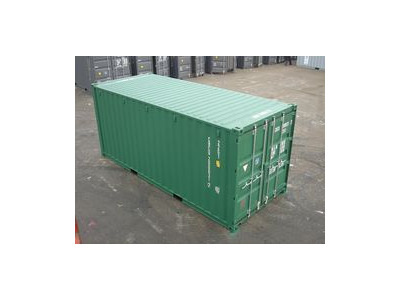 SHIPPING CONTAINERS 20ft original doors