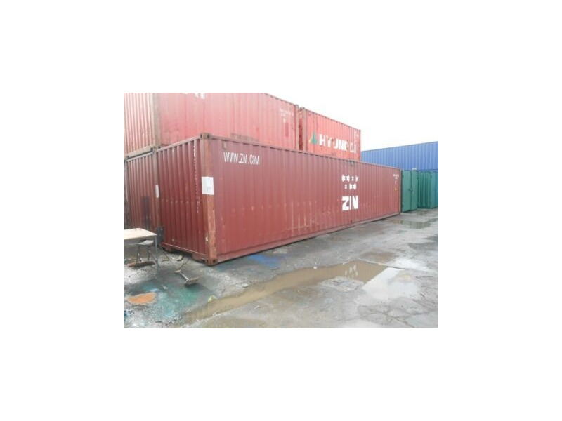 SHIPPING CONTAINERS 40ft ISO 24796 click to zoom image