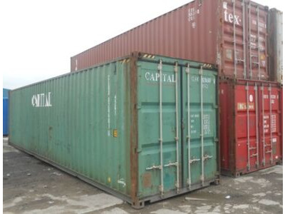 SHIPPING CONTAINERS 40ft ISO 23489