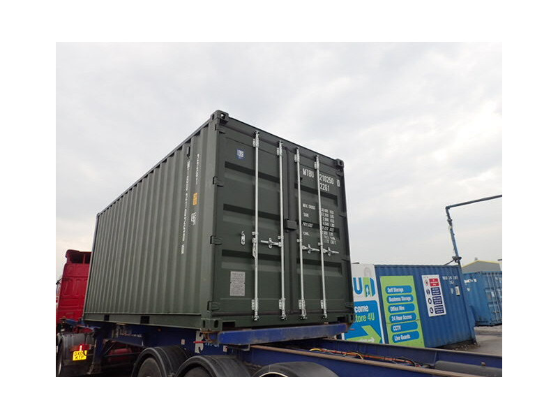 SHIPPING CONTAINERS 40ft ISO 46170 click to zoom image