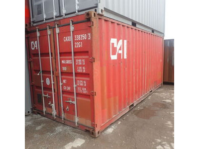 SHIPPING CONTAINERS 20ft 65257