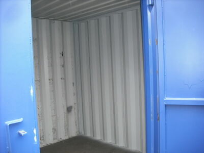 SHIPPING CONTAINERS 10ft S1 side doors 23954
