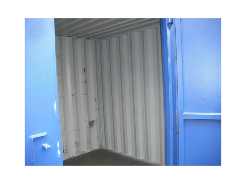 SHIPPING CONTAINERS 10ft S1 side doors 23954 click to zoom image