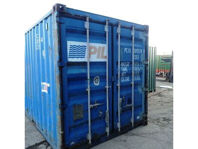 SHIPPING CONTAINERS 20ft ISO 44102