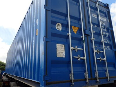 SHIPPING CONTAINERS 20ft ISO 41547