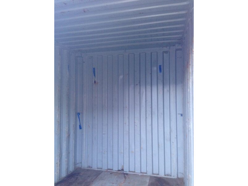 SHIPPING CONTAINERS 5ft high cube S1 doors click to zoom image