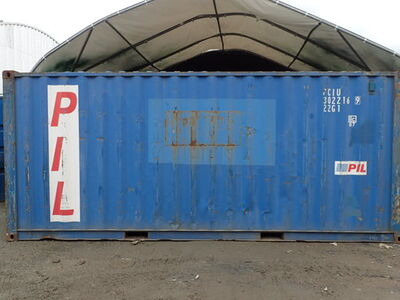 SHIPPING CONTAINERS 20ft ISO PCIU3022169