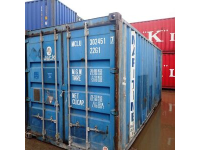 SHIPPING CONTAINERS 20ft original 42810