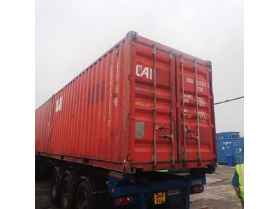 SHIPPING CONTAINERS 20ft S2 doors 46025